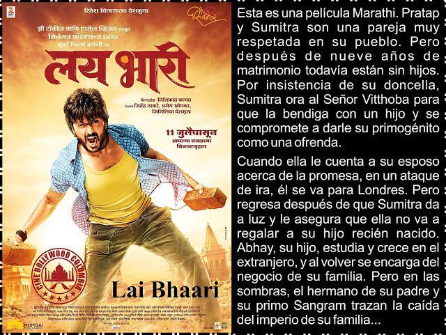 Cine Bollywood Colombia: Lai Bhaari