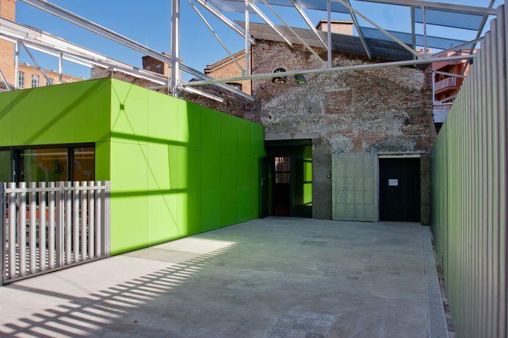 The Municipal Nursery Filadora / BCNP Arquitectes UTE