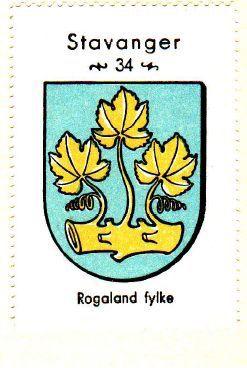 Stavanger, Rogaland fylke