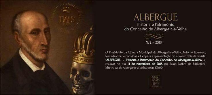 Revista Albergue 2 . História e Patrimonio de Albergaria-a-Velha . 14 de Novembro de 2015