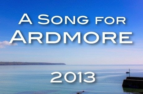 Put pen to paper and you would win a cash prize, the opportunity to record your song and the adoration of all festival goers! Enter 'A Song For Ardmore' competition this year! See website for more details. #gathering #munster