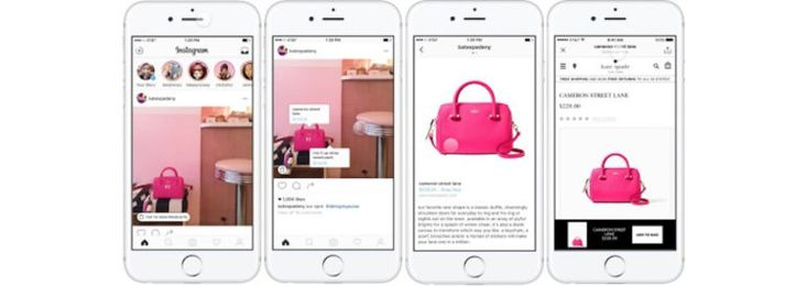 E-shop μέσα στο Instagram;