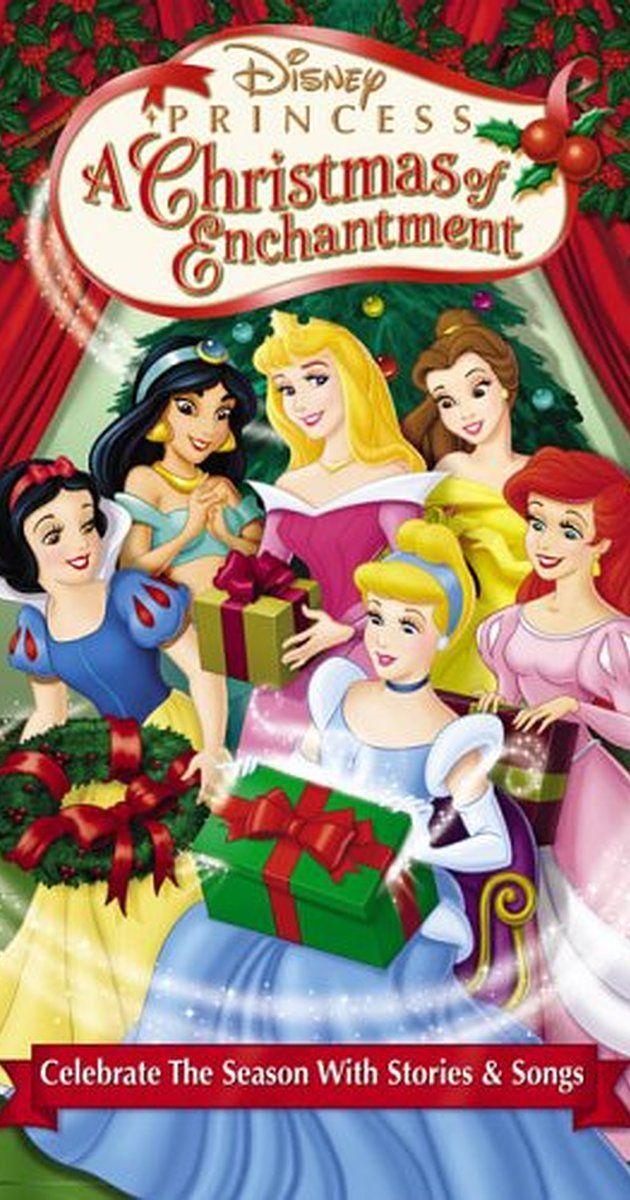 Watch Disney Princess Christmas Enchantment (2005)