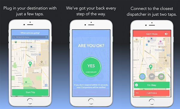 Negli USA è stata rilasciata una app che risolve un problema molto sentito, specialmente dalle ragazze: tornare la sera a casa da sole in modo sicuro. Companion permette di avere una compagnia virtuale e un assistente in caso di disguidi nel tragitto verso casa: