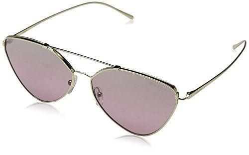 34a8004dacd Prada Fashion - Latest Prada Fashion  PradaFashion  Prada  Fashion Prada  Irregular Pilot Sunglasses