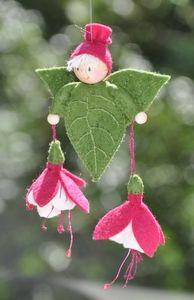 Fien het Fuchsia Elfje