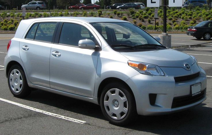 The Scion xD is a 4-Door Hatch in the Subcompact class, built from 2008-2014.