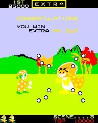 イメージ3 - Mr. Do!の画像 - パチンコCR銀河鉄道999と80年代レトロゲーム - Yahoo!ブログ