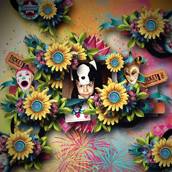 RockyVal by Valentina Crea  template Happy Time Part7 by Eudora Chen