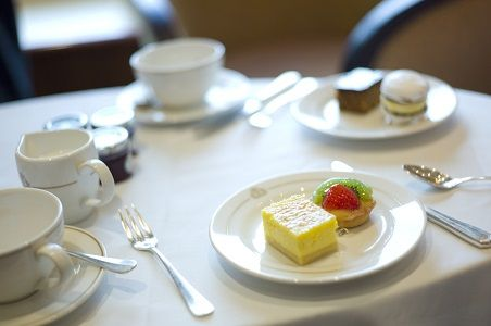 Cruise Lines Set the Table for Afternoon Tea