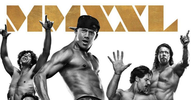 'Magic Mike 2' Poster Reunites Channing Tatum and His Crew -- Channing Tatum's title character reunites with Tito, Ken, BDR and Tarzan for one final show in the new poster for Warner Bros.' 'Magic Mike XXL'. -- http://movieweb.com/magic-mike-2-xxl-poster/