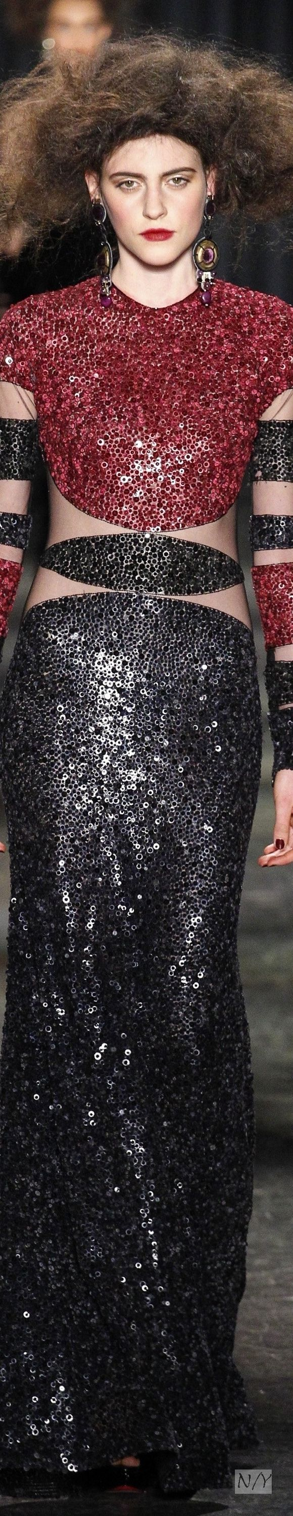 Naeem Khan Fall/2016 RTW