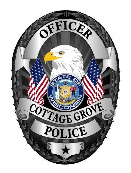 Cottage Grove Pd Wi Le Badges Pinterest Badges And