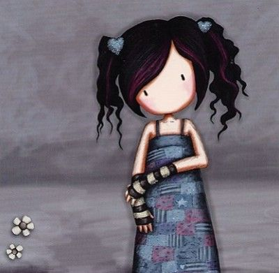 i like this.....this is the doll I posted. Gorjuss