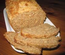 5-Minuten-Brot, Vollkornbrot schnell und einfach