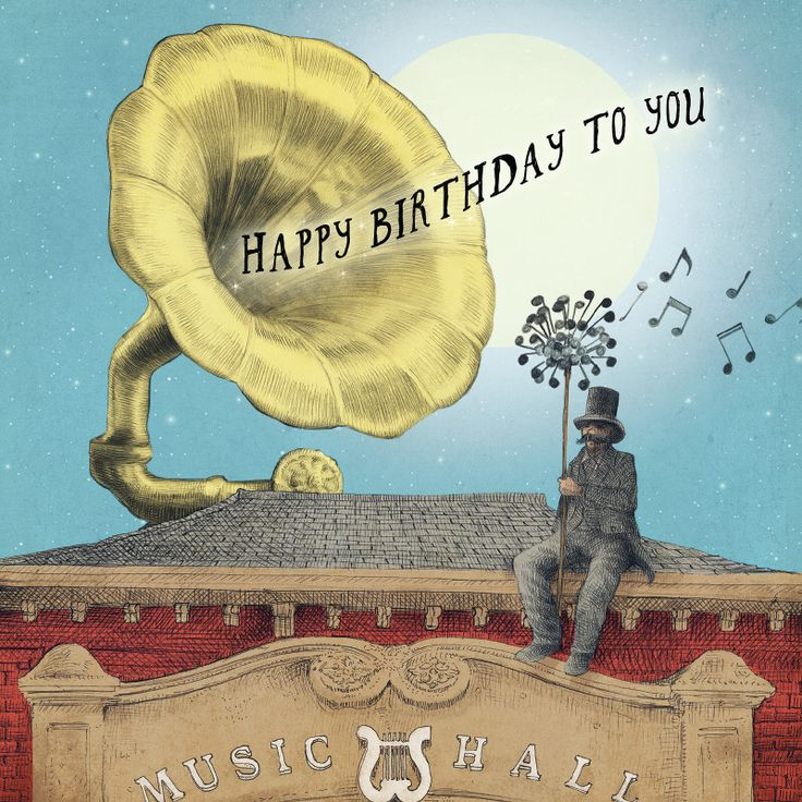 197 Best Birthday-music Images On Pinterest