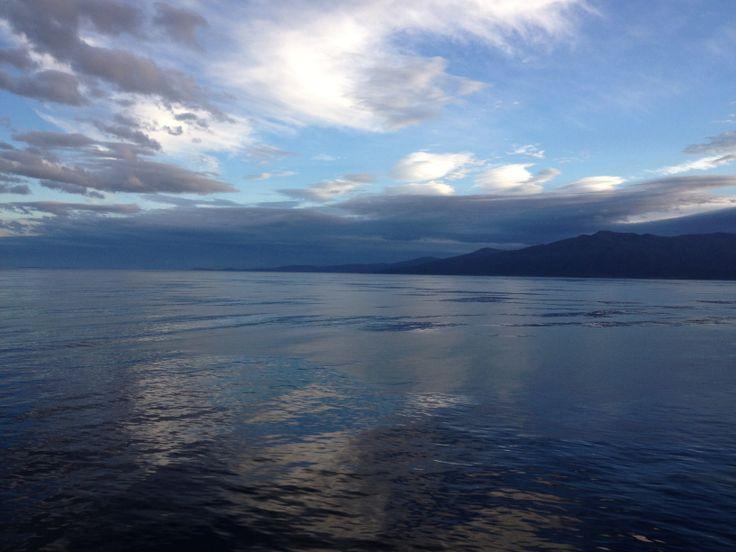 Fauveaux Strait New Zealand