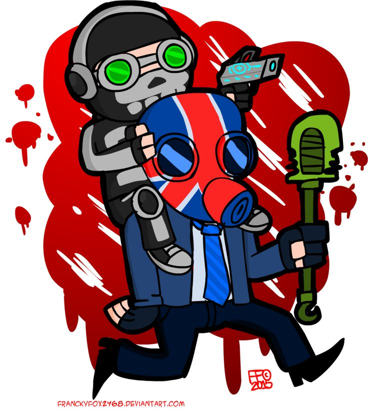 Killing Floor 2 by FranckyFox2468