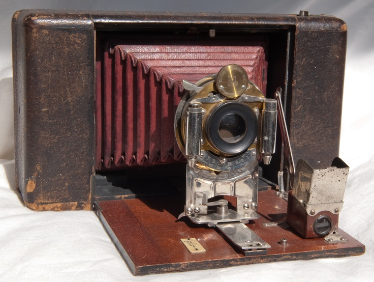 Late 1890s Blair Camera Company Hawk-eye.