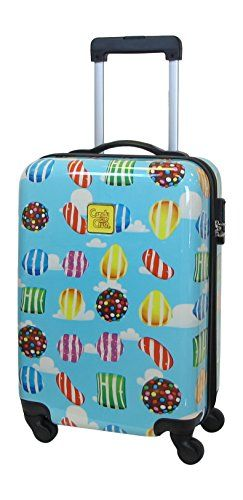Candy Crush Cabin Bag All Over Print Small MultiColored One Size -- Read more reviews of the product by visiting the link on the image.