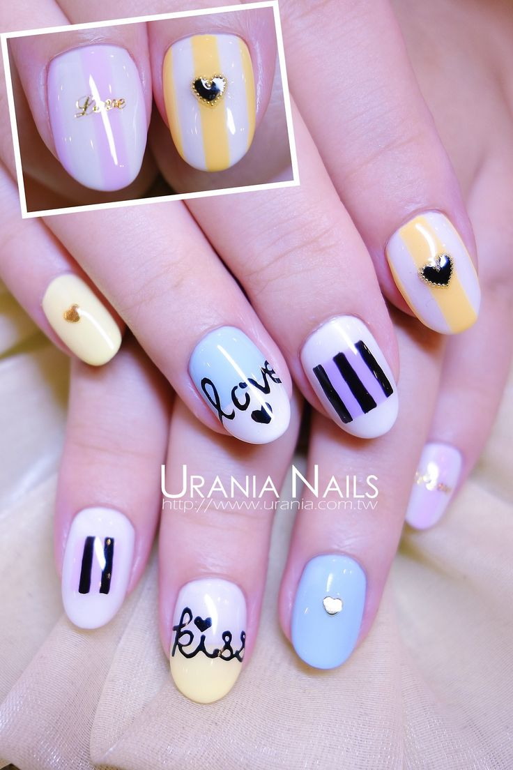 552 best Nail designs images on Pinterest | Nail design, Nail art ...