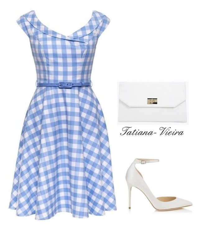 112 by tatiana-vieira on Polyvore featuring polyvore, fashion, style, Jimmy Choo, Boohoo and clothing