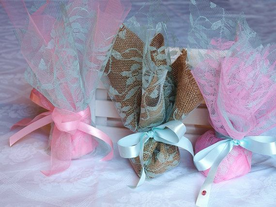 Baptism and wedding favors