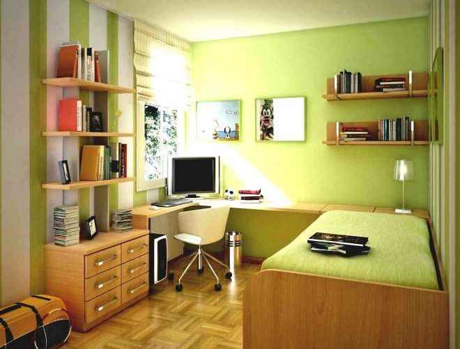 Awesome Apartment Bedroom Decorating Ideas For College Students Home Small Bedroom Layout Small Room Design Home Office Layouts