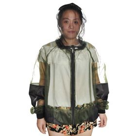 GOGO Mosquito Repellent Clothing, Jacket With Pants, Mosquito Suit