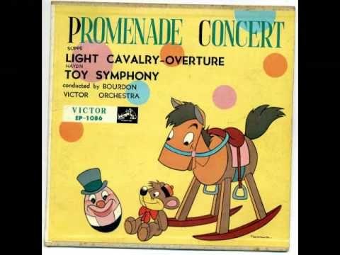 玩具交響曲(ハイドン) TOY SYMPHONY