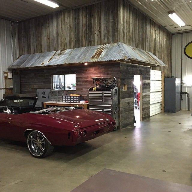 Cars Collector Garages: Best 25+ Car Shop Ideas On Pinterest