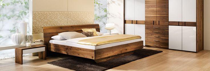 schlafzimmer holz massiv schlafzimmermöbel aus massivholz, Schalfzimmer deko
