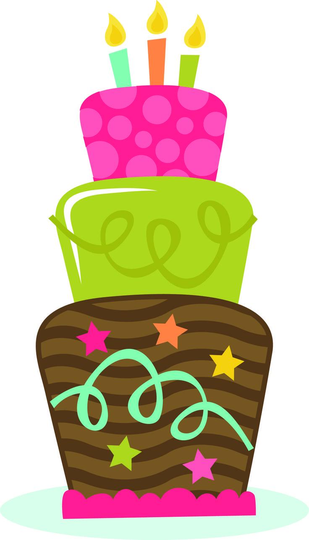 Birthday Cake 02-04-13 (MISS KATE CUTTABLES)