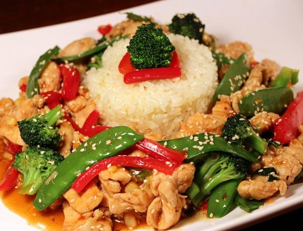 There are about a hundred different ways to make healthy sesame chicken, but I am going to go out on a limb here and tell you that this one has to be one of the very best sesame chicken recipe.