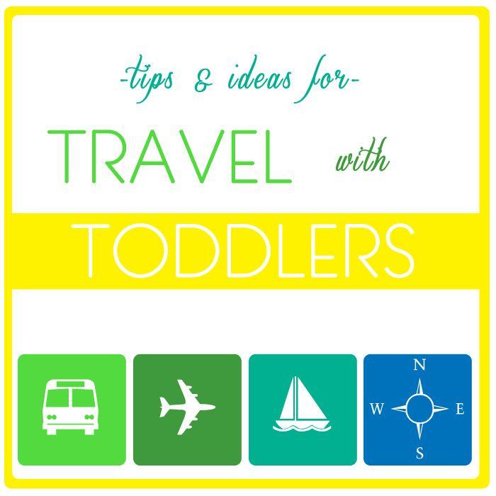 ten tips for travel with toddlers -- Vieles hat man schon 'mal irgendwo gehört oder gelesen, aber hier ist's schön zusammengestellt und noch um ein paar Details ergänzt, die man sich vor der nächsten Urlaubsplanung nochmal in Erinnerung rufen könnte.