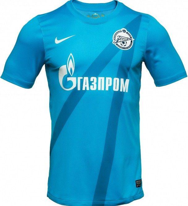 Zenit St Petersburg Home Kit 2012-13 Nike