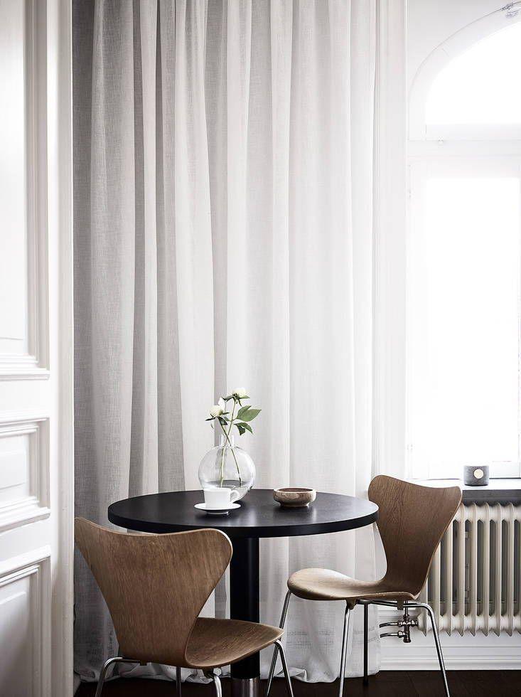 Dining Room Decor Ideas 2020 Apartment Living Room : Fresh and inviting spacious apartment via Coco