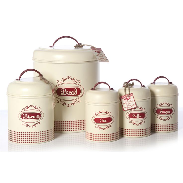 270 best canister sets images on pinterest | kitchen canisters