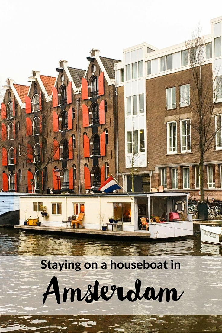 Amsterdam Netherlands Stay on a