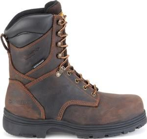 Carolina Men's 8 in. Steel Toe Waterproof Insulated Work Boot