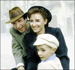 La Vita e Bella. First movie I watched in Italian and I cried my eyes out!