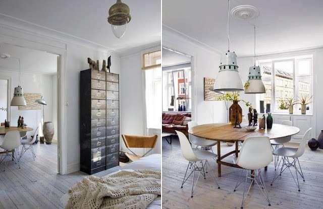 Arredare con mobili antichi e moderni - Design eclettico