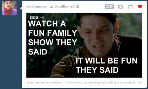 I'm still so upset- Merlin finale