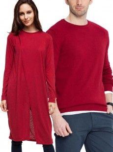 Sevgili Tunik Kazak Kombini (Tesettür Giyim)