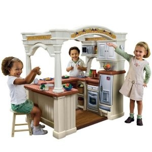 Step2 lifestyle grand walk in kitchen i wish we had room for Kids kitchen set