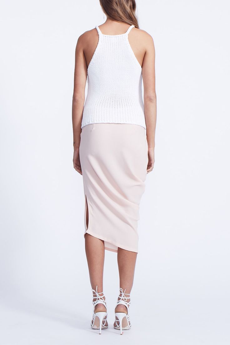 Maurie & Eve - Cecile Singlet White
