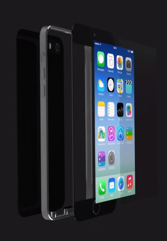 """Designer Sam Beckett's """"iPhone Air"""" concept imagines what the next iPhone will look like."""