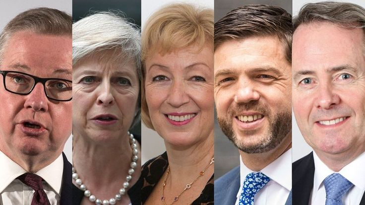 One of these 5 people could be the UK's next prime ministerFrom left to right: Gove May Leadsom Crabb and Fox  the five contenders for the prime minister job.  Image: ap/mashable composite  By Gianluca Mezzofiore2016-06-30 16:10:52 UTC  LONDON  Former London mayor Boris Johnson has stunned the nation by announcing his withdrawal from the Conservative leadership race after leading the campaign for Britain to leave the European Union.  After losing the Brexit referendum DavidCameron has…