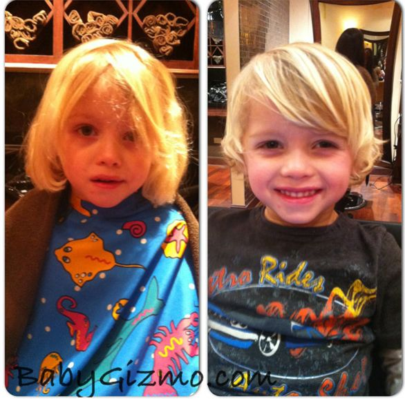 before and after https://www.babygizmo.com/2013/01/when-the-baby-becomes-a-boy-the-haircut/