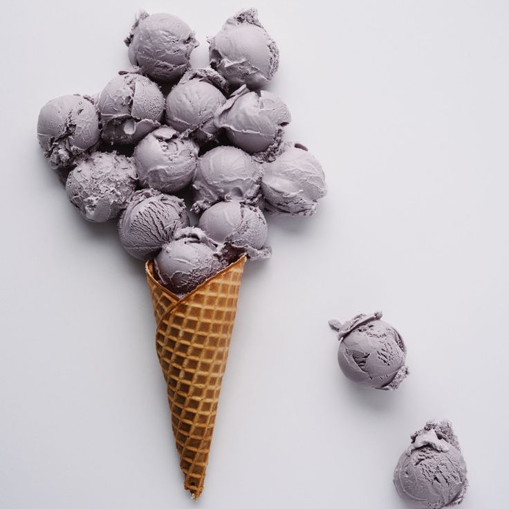 He aquí cómo preparar el famoso helado de lavanda y miel de Salt & Straw en casa – Brit + Co   – ice cream